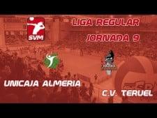 Unicaja Almeria - CV Teruel (full match)