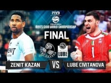Lube Banca Macerata - Zenit Kazan (Highlights)