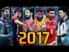 The best spikes in Grand Champions Cup 2017