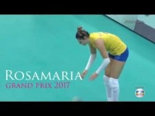 Rosamaria Montibeller in World Grand Prix 2017