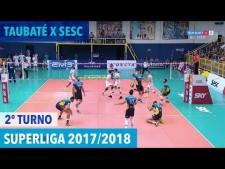 Funvic/Taubaté - Sesc/Rio de Janeiro (full match)