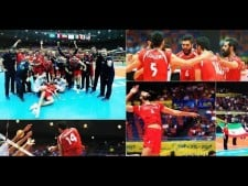 Iran in Grand Champions Cup 2017