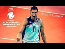 Micah Christenson in Grand Champions Cup 2017