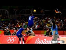 TOP 25 Best Volleyball Actions [2nd part]