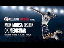 MOK Mursa Osijek - OK Medicinar (full match)
