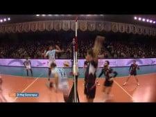Belogorie Belgorod - Zenit Kazan (Highlights)