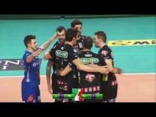 Kioene Padova - Vibo Valentia (Highlights)