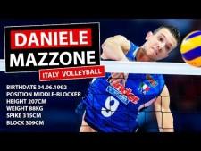 Daniele Mazzone in Grand Champions Cup 2017