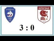 Dynamo Moscow - Belogorie Belgorod (Highlights)