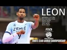 Wilfredo Leon in Club World Championship 2017 (2nd movie)