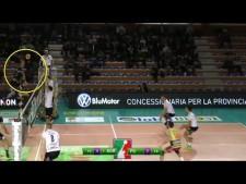 Luigi Randazzo great attack (Sora - Padova)