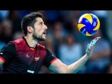 Michael Andrei in EuroVolley 2017