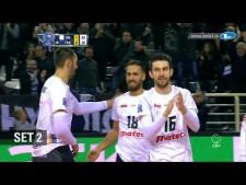 PAOK Thessaloniki - VfB Friedrichshafen (Highlights)