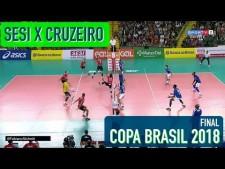 Sesi São Paulo - Sada Cruzeiro Volei (full match)