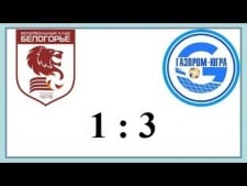 Belogorie Belgorod - Gazprom Surgrut (Highlights)