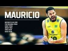 Mauricio Borges in Grand Champions Cup 2017