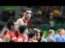Morteza Mehrzad in Paralympics 2016