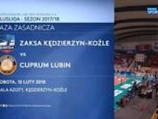 Kędzierzyn-Koźle - Cuprum Lubin (short cut)