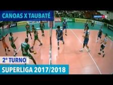 Canoas - Funvic/Taubaté (full match)