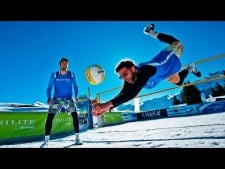 Snow Volleyball Night in Pyeongchang 2018