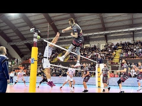 Ivan Zaytsev | 3rd meter spikes | Monster blocks
