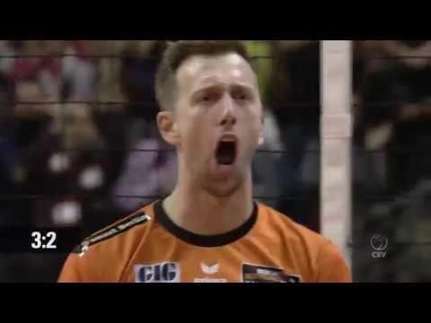 Berlin Volleys - Jastrzębski Węgiel (short cut)