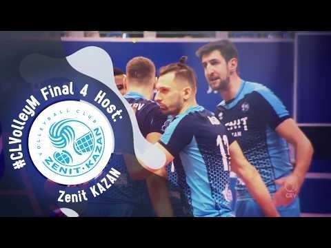 Champions League Final 4 Organiser - Zenit Kazan