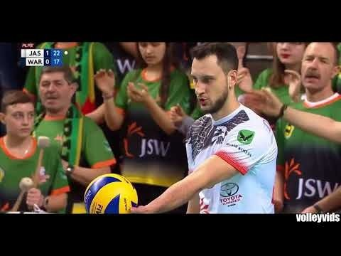 Jason De Rocco amazing dig (Jastrzębie - Warsaw)