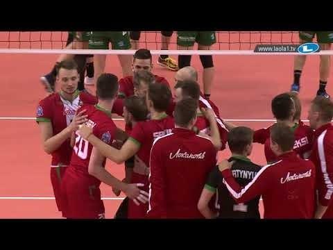 Lokomotiv Novosibirsk - Noliko Maaseik (last point)