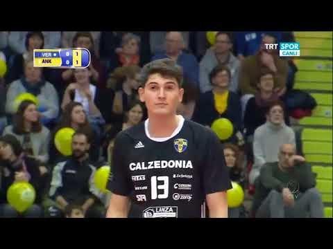 Calzedonia Verona - Ziraat Bankasi Ankara (full match)