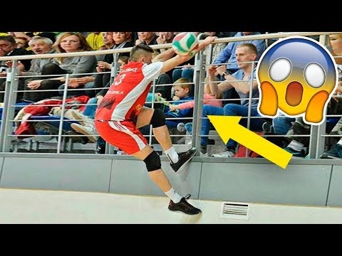 TOP 20 » Incredible Volleyball Defense (Dig/Save)