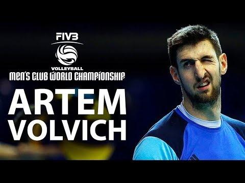 Artem Volvich in Club World Championship 2017