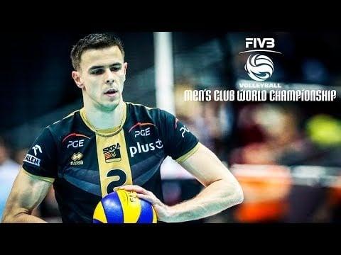 Mariusz Wlazły in Club World Championship 2017 (2nd movie)