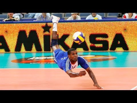 The Most Epic Volleyball Saves (Digs) in History