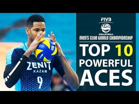 TOP 10 powerful aces