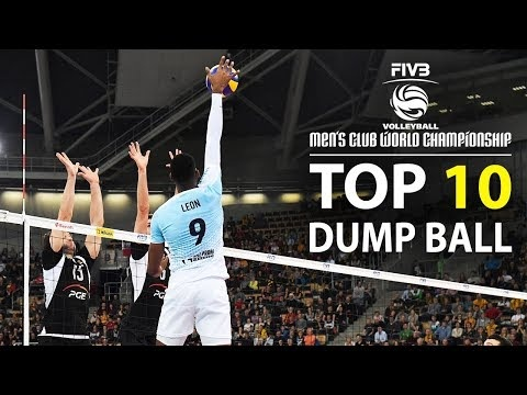 TOP 10 » Best DUMP Ball | Club World Championship 2017