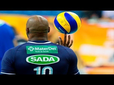 Robertlandy Simon Aties in Brazilian Superliga 2017/18