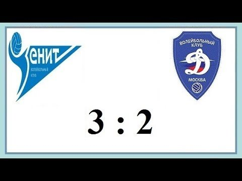 Zenit St. Petersburg - Dynamo Moscow (Highlights)
