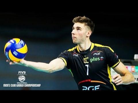 Bartosz Bednorz in Club World Championship 2017
