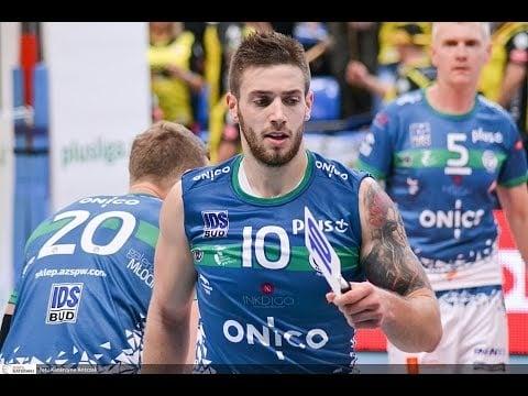 Michał Filip in Plusliga 2016/17