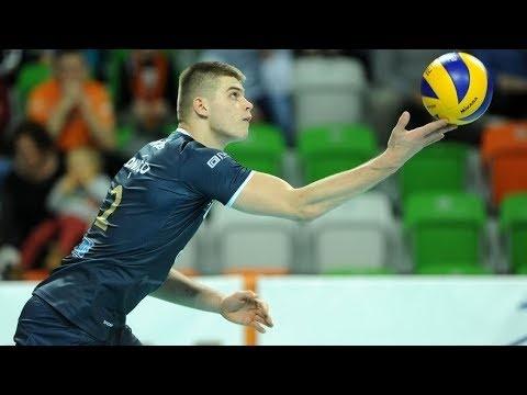 Bartosz Kwolek in Plusliga 2017/18