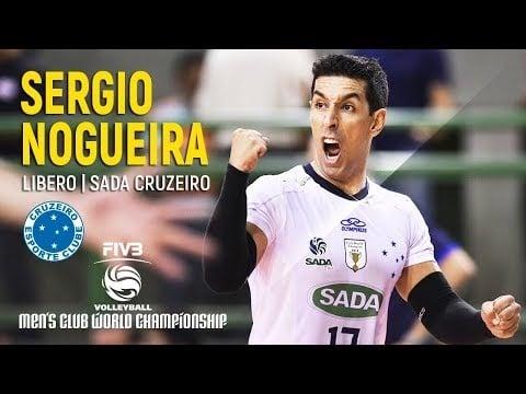 Sergio Nogueira in Club World Championship 2017