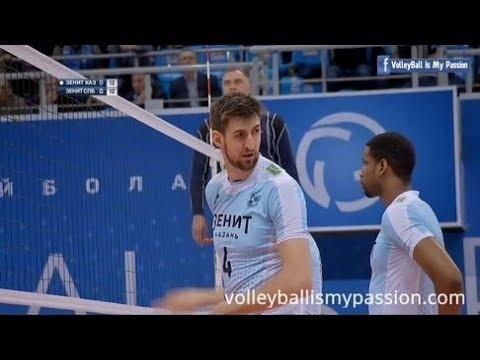 Zenit Kazan - Zenit St. Petersburg (full match)