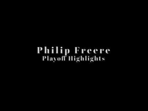 Philip Freere in season 2017/18