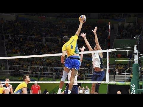 Best Volleyball Spikes (Part1)