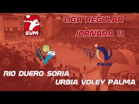 Río Duero - Urbia Voley Palma (full match)