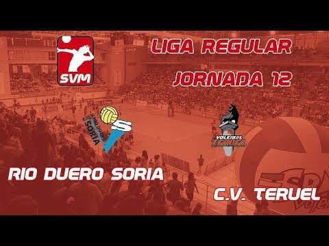 Río Duero - CV Teruel (full match)