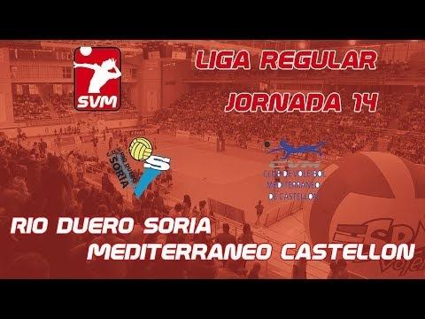 Río Duero - CV Mediterráneo (full match)