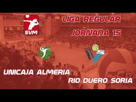 Unicaja Almería - Río Duero Soria (full match)