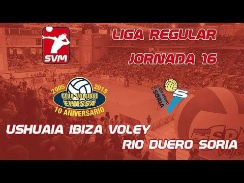 Ushuaïa Ibiza - CDV Río Duero Soria (full match)